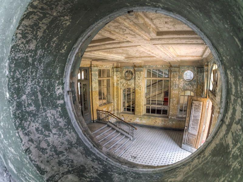 Lost Place - Beelitz Heilstätten van Carina Buchspies