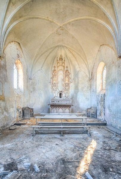 Die kleine verlassene Kapelle. von Roman Robroek