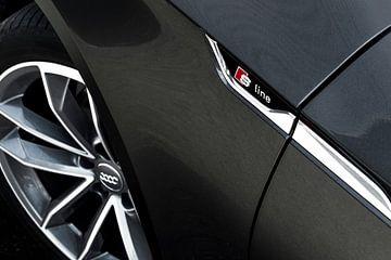 Audi S-line detail van Maikel van Willegen Photography