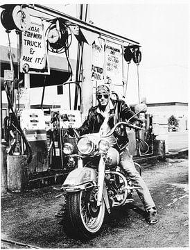 Route66 fuel pump Harley Davidson van harley davidson