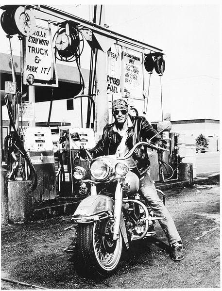 Route66 fuel pump Harley Davidson