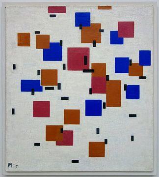 Piet Mondriaan. Compositie
