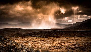 Deep freeze mountains Schotland van Freddy Hoevers