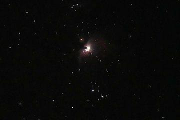 Orion nevel / Orion nebula van Henk de Boer