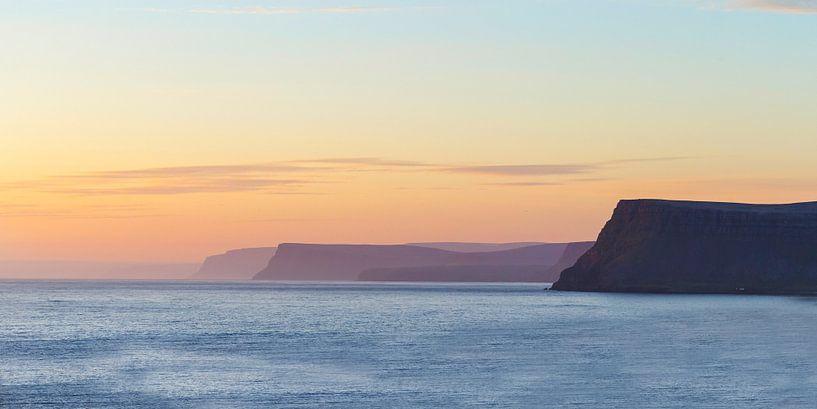 IJslands Landschap van Menno Schaefer