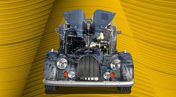 Morgan Plus 8 Art Car von aRi F. Huber