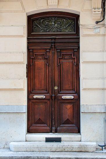 Deur 5 Aix-en-Provence van Anouschka Hendriks