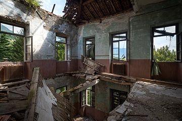 Zimmer ohne Dach. von Roman Robroek