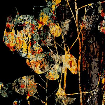 Herbstblätter von Dominique Landau