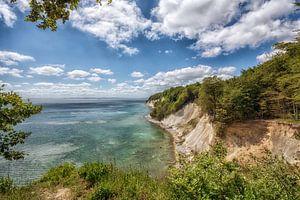 Kreidefelsen Kreideküste Insel Rügen