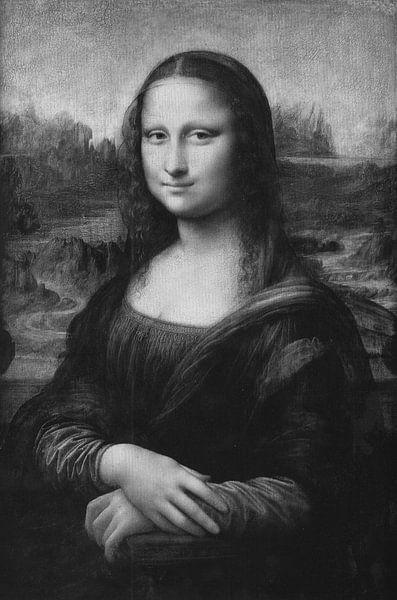 Mona Lisa - Leonardo DaVinci van Marieke de Koning