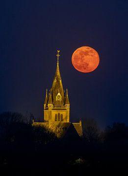 Église de la Lune sur Koen Boelrijk