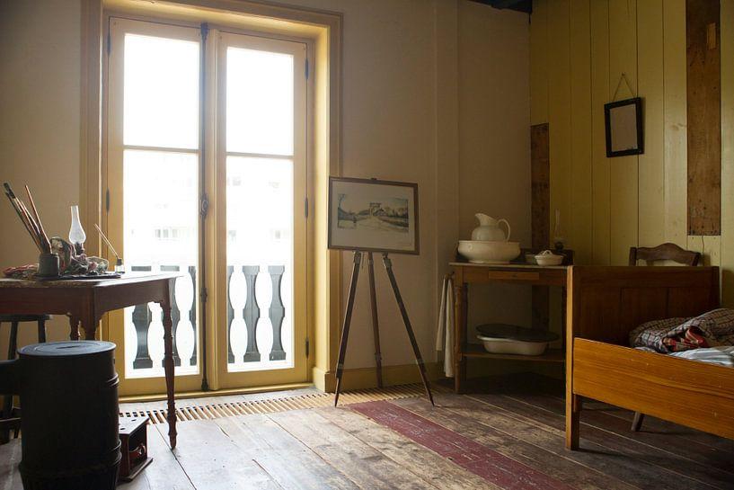 Kamer van Vincent van Gogh van Ronald Jansen