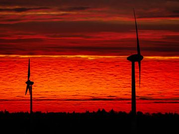 Windmühlen 5 von