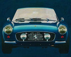 Ferrari 250 GT SWB Berlinetta 1957 face avant