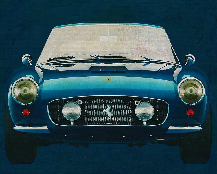 Ferrari 250 GT SWB Berlinetta 1957 voorzijde van Jan Keteleer