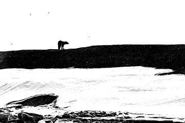 Arktische Legende von Etienne BRUNELLE