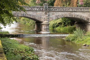 Brücke in Trutnov Tschechische Republik von Jaap Ladenius