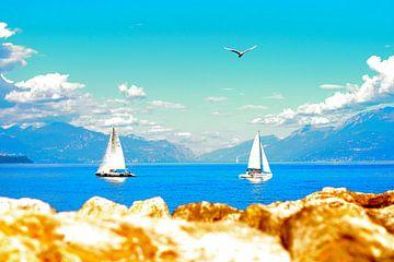 Lago di Garda von Vincent Vagevuur