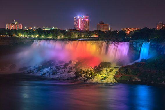 Niagara Falls van Henk Meijer Photography