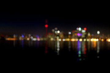 Blurred Lights van Naomi Kroon