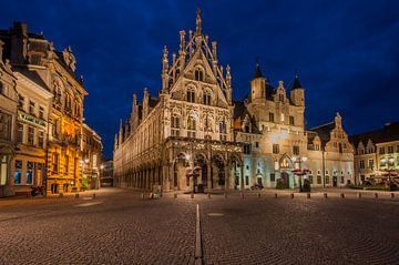 Stadhuis Mechelen van