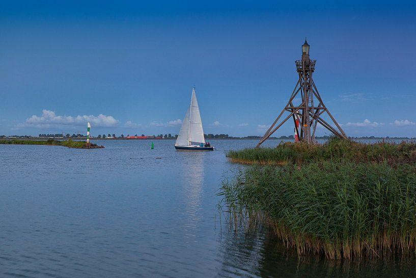 Sailing Home van Marc Arts
