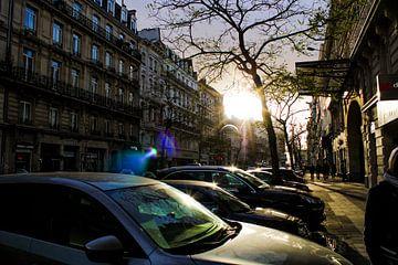 Een ochtend in Brussel van Scarlett van Kakerken