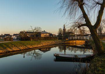 Dronrijp Friesland von Brian Morgan