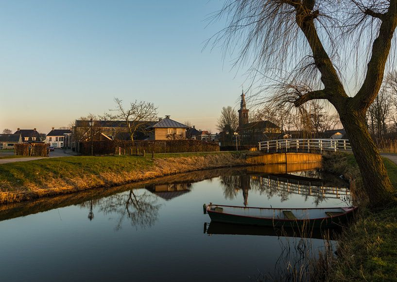 Dronrijp Friesland van Brian Morgan