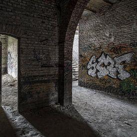 Fort de la Chartreuse 3 van Steven Langewouters
