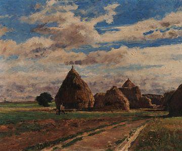 Artur Loureiro~Landschaft (Auvers-Sur-Oise)