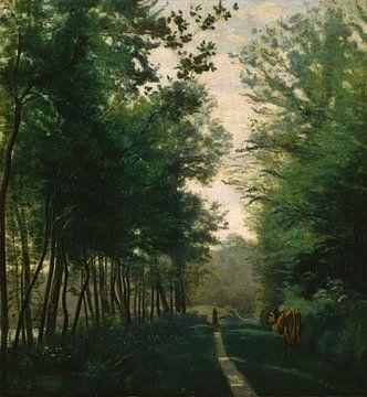 Ville d'Avray, Jean-Baptiste-Camille Corot