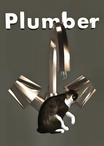 Katten: Loodgieter van Jan Keteleer