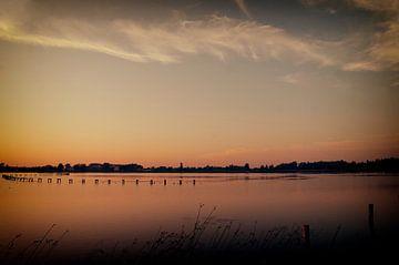 Zonsondergang #1 von Cristel Brouwer
