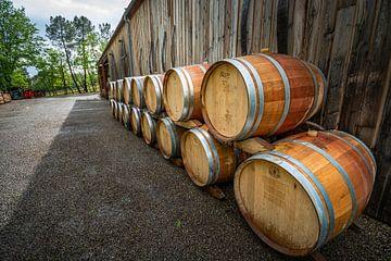 wijnvaten van Johan Vet