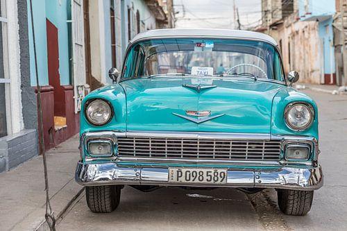 Oldtimer in Cuba van Petra Cremers