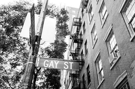 Gay street New York