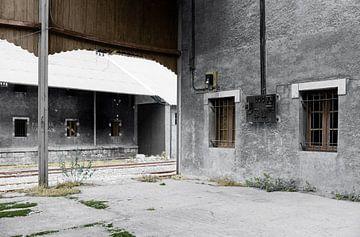 Gare abandonnée sur Raoul Suermondt