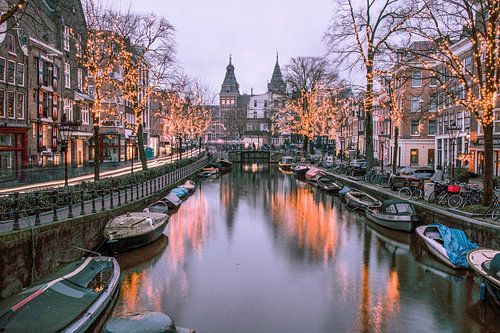 Spiegelgracht in Amsterdam