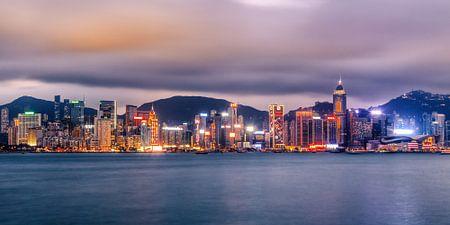 Hong Kong Skyline VIII