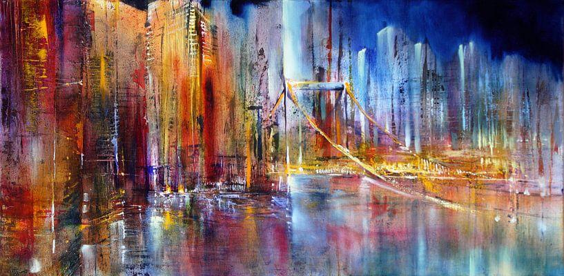 Stadtansicht von Annette Schmucker