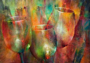 Glas, Farbe, Licht von Annette Schmucker