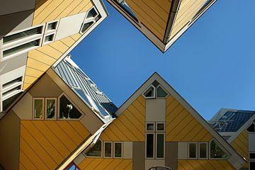 Rotterdam Kubuswoning van Alice Berkien-van Mil