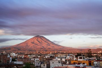 Mount Misti - Arequipa sur Luc Buthker