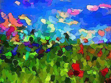 The Fields Of Love van Judith Robben