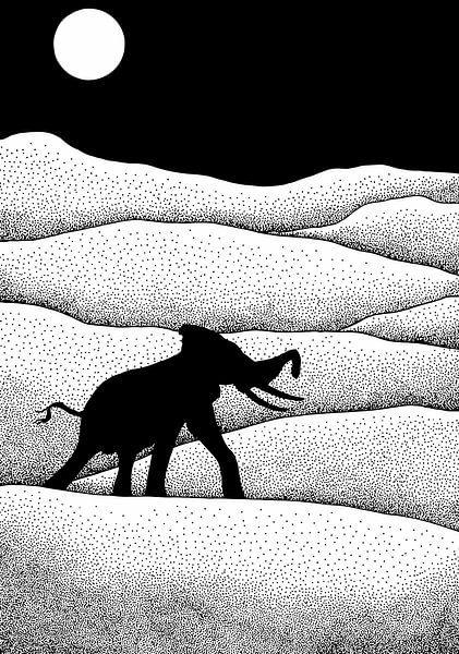 Elephants Dream von Charlotte Hartong