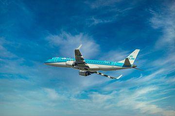 KLM Cityhopper, PH EXV. Embraer ERJ-190 von Gert Hilbink