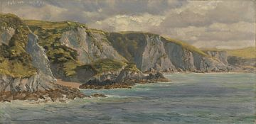 John Brett~An der walisischen Küste