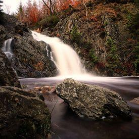 Waterfall van Marius Mergelsberg